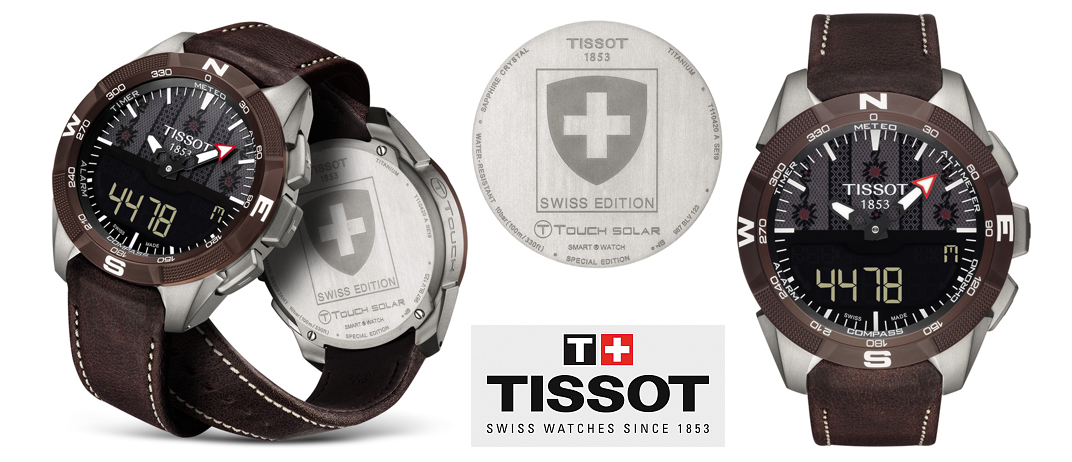 190418 Collage TISSOT T Touch Solar